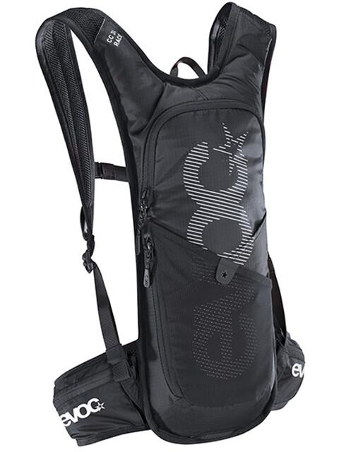EVOC CC Race Lite Performance Backpack 3l + 2l Bladder black